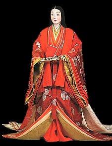 Juni,Hitoe ( Heian )